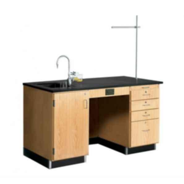 1216K-L - 5' Instructor's Desk