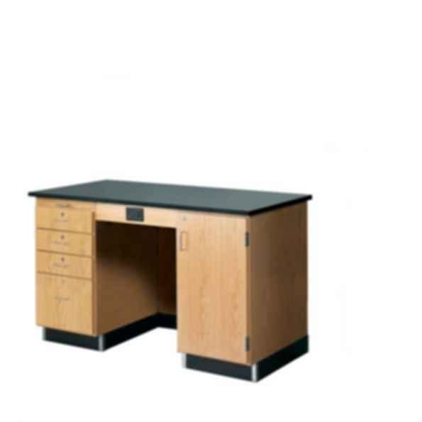 1214KF-R - 5' Instructor's Desk