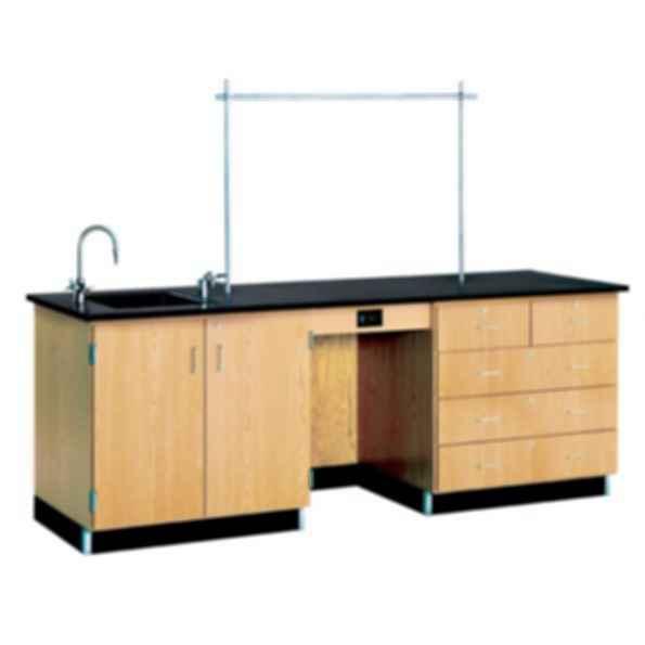 1114K - 8' Instructor's Desk