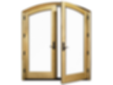 Hurd Swinging Patio Door