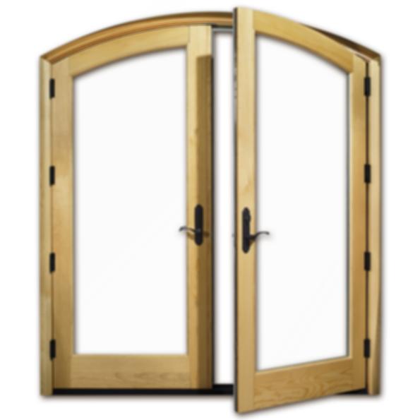 Hurd Swinging Patio Door