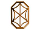 Hurd Geometric Shape Windows