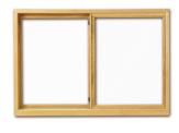 Monument Horizontal Sliding Window