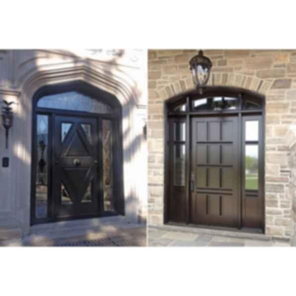 Classic Solid Wood Doors