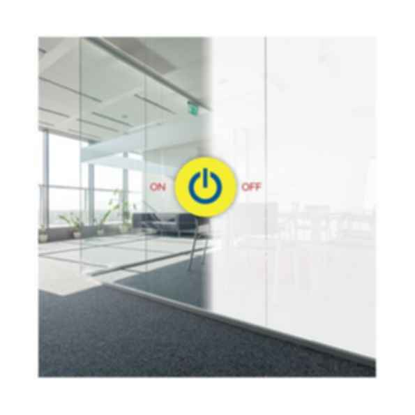 Clarity Privacy glass