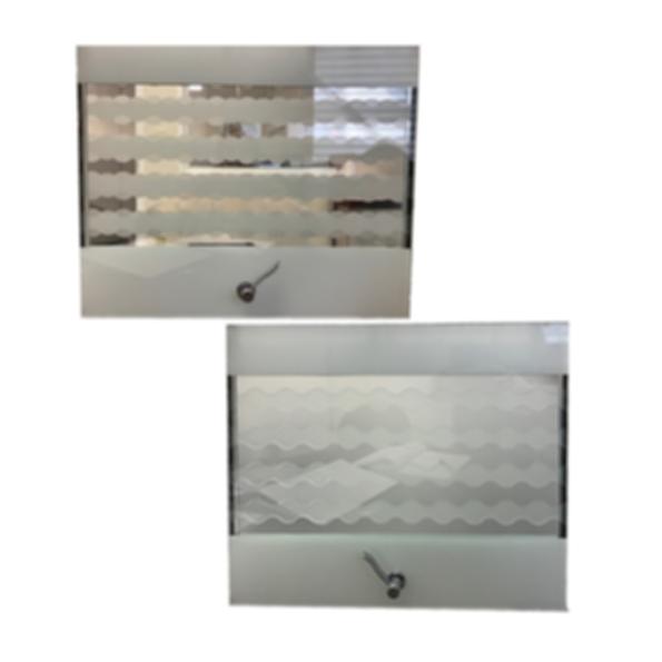 VistaCloud Privacy glass
