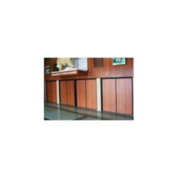 4900 Laminated Woodgrain Interior Doors