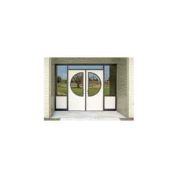 4900 Fiberglass Reinforced Polyester Doors