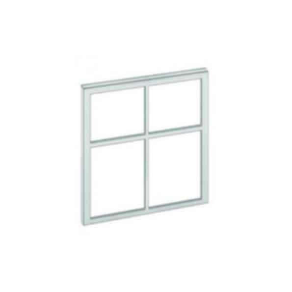 145 Non-Thermal Aluminum Storefront Windows Systems