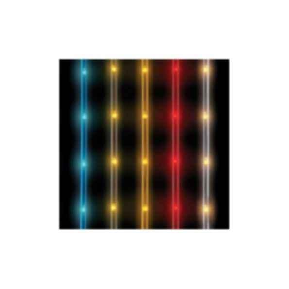 Round Krystal-Lite LED Lighting