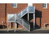 Industrial Stairways