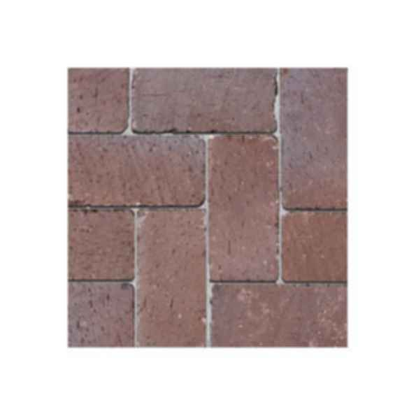 Mission Tumbled Brown Flashed Paver