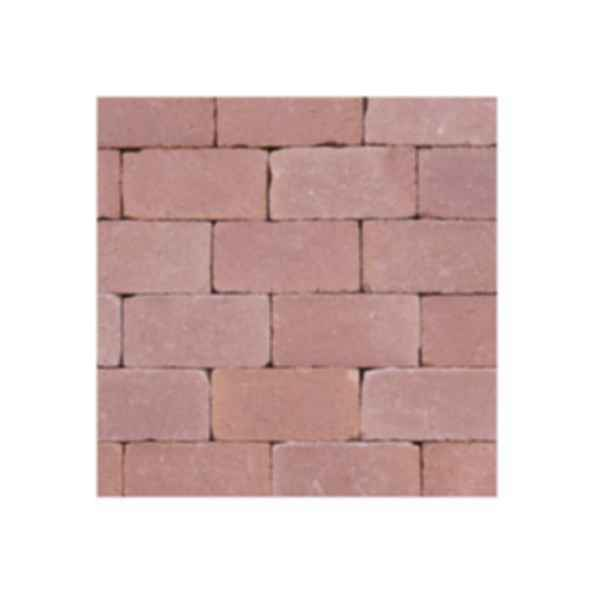 Pueblo Flashed Tumbled Full 4 X 8 Paver