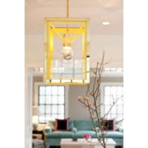 Cosy Hanging Lamp