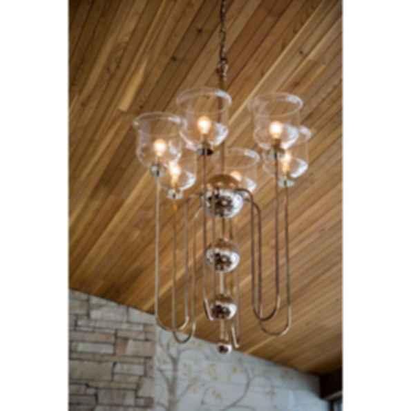 Suffolk Hanging Lamp