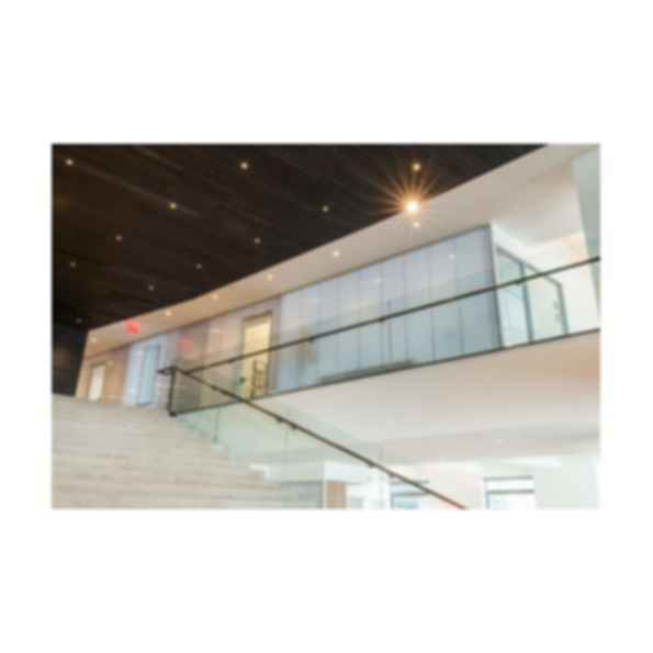 Stremeline Duo-Gard Translucent Interior Wall