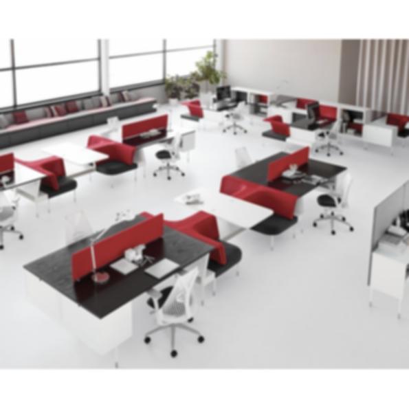 Modular Public Office Landscape