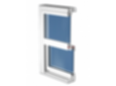 Classic 600 Series Vinyl Single Hung Window