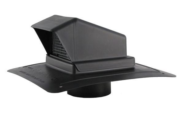 Plastic Bath Fan Or Kitchen Exhaust Roof Vent With Stem
