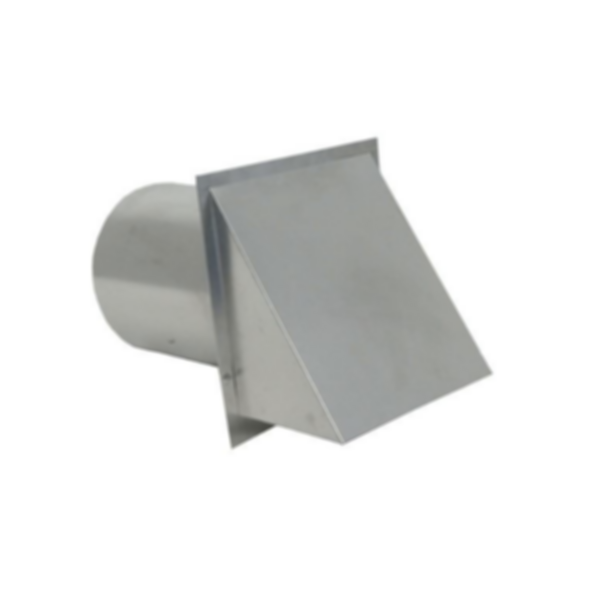 DWVA Aluminum Wall Vent with Damper