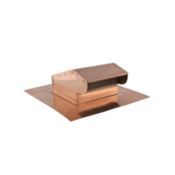 BKCU Bath Fan or Kitchen Exhaust Copper Roof Vent