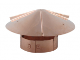 CTCU Cone Top Copper Chimney Cap