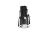 "ICO LW 2 Incito LED 2"" Round Lensed Wallwash Downlight"