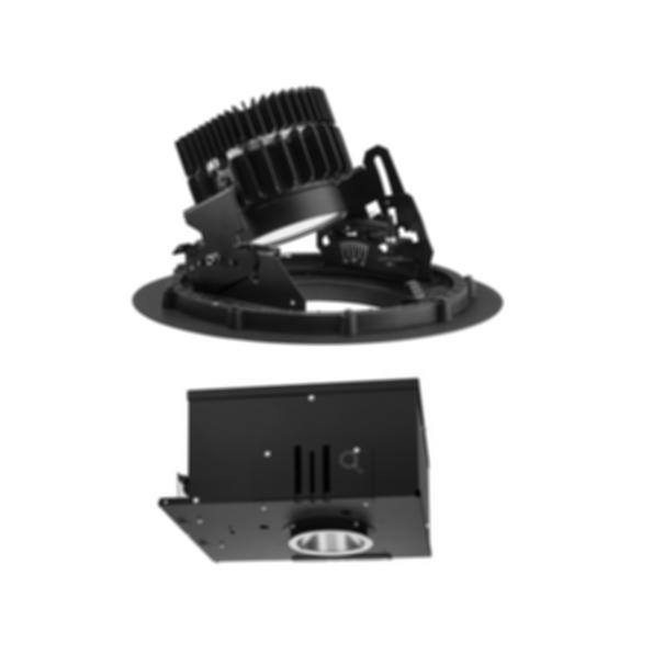 "ICO ADJ 4 Incito LED 4"" Round Adjustable Downlight"
