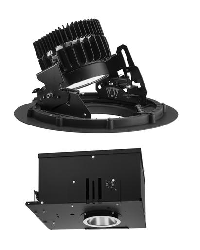 ICO ADJ 4 Incito LED 4 Round Adjustable Downlight