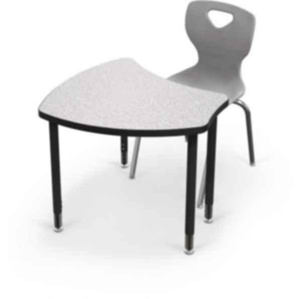 Shapes Desk Configurable Student Desking