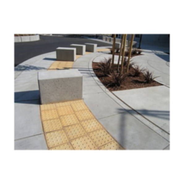 Truncated Dome Pavers
