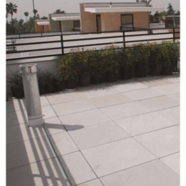 Lightweight Roof Paver