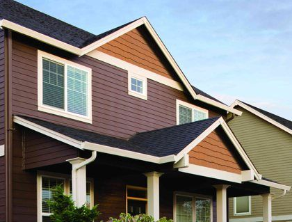 Truwood Old Mill Shingle Lap Siding Modlar Com