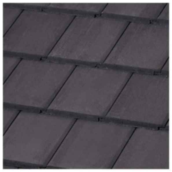 Saxony Country Slate - Charcoal Blend Roof Tiles