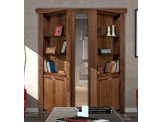 French Style Hidden Door