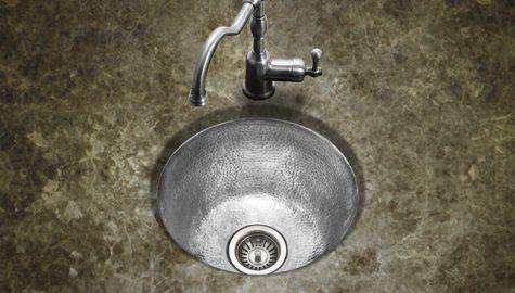 Hw Soho15s Round Bar Sink Modlar Com