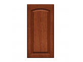 Solid PWC6 Arch Chocolate Raised Panel