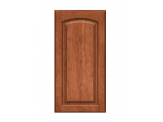 Solid PWC6 Arch Cinnamon Suede Raised Panel