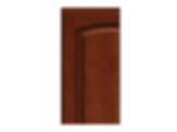 Solid PWC6 Arch Autumn Blush Raised Panel