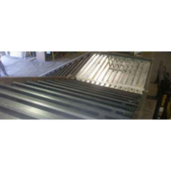 L100 Concrete Filled Stair System