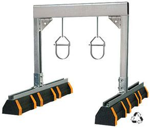 Hbs Ph 36 Quot Medium Duty Pipe Hanger Support With Safety