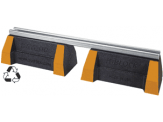 HBS-Support with H-164 Pre-Galv. Steel Channel