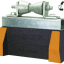 Rooftop Support With H-132 Pre-Galvanized Steel Channel With Rollers