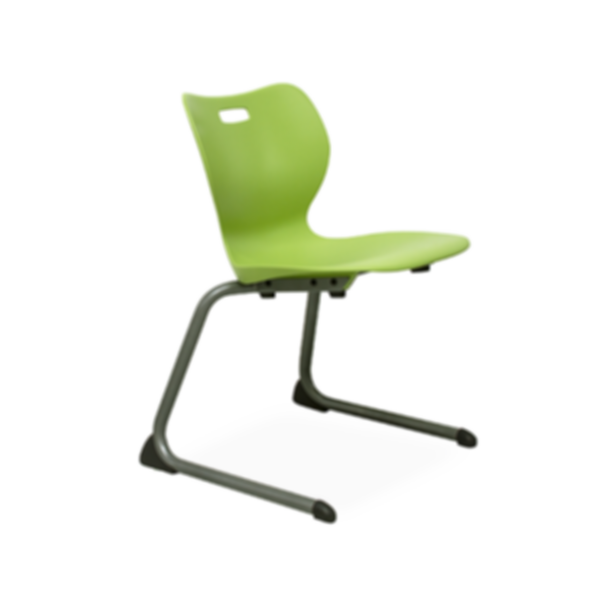 Alphabet Cantilever Chair