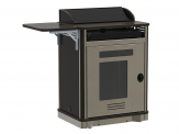 Media Manager Series Compact Lectern
