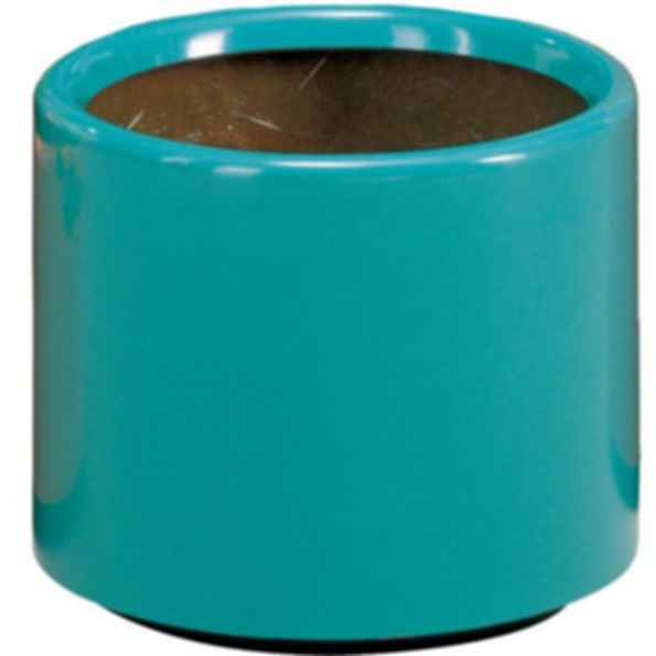 Cylindrical Fiberglass Planter