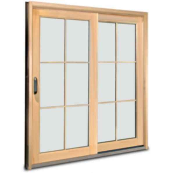 SunClad™ Sliding Door
