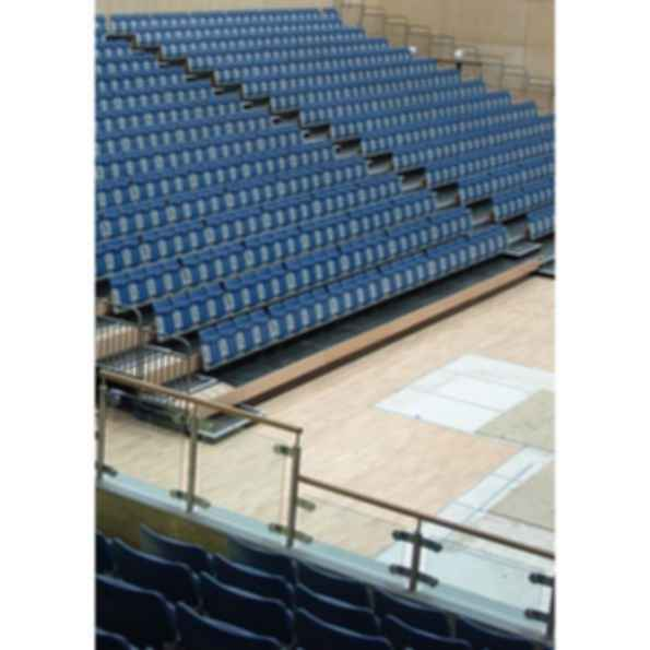 Zenith Audience Seating