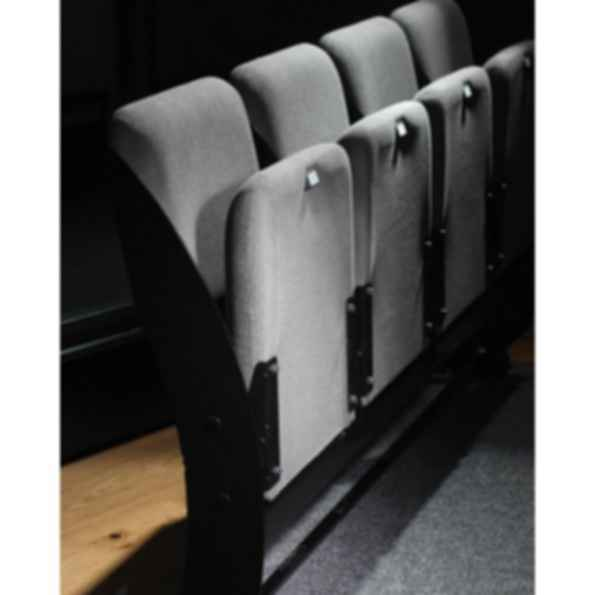 Crescent Audience Seating