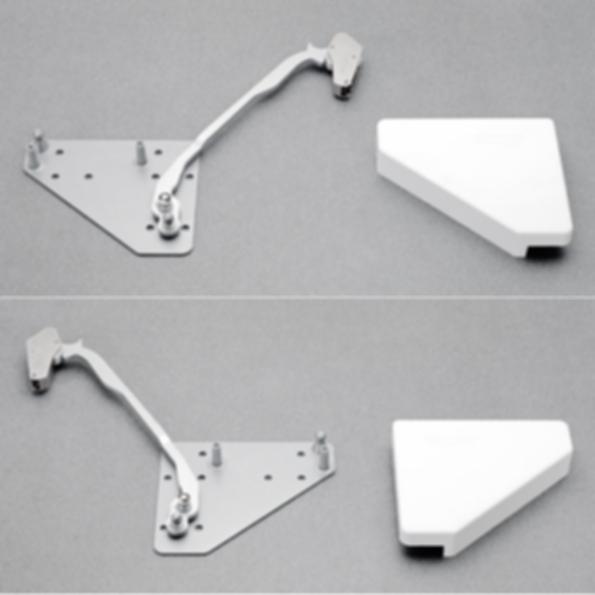 Lift System for Folding Wooden Door